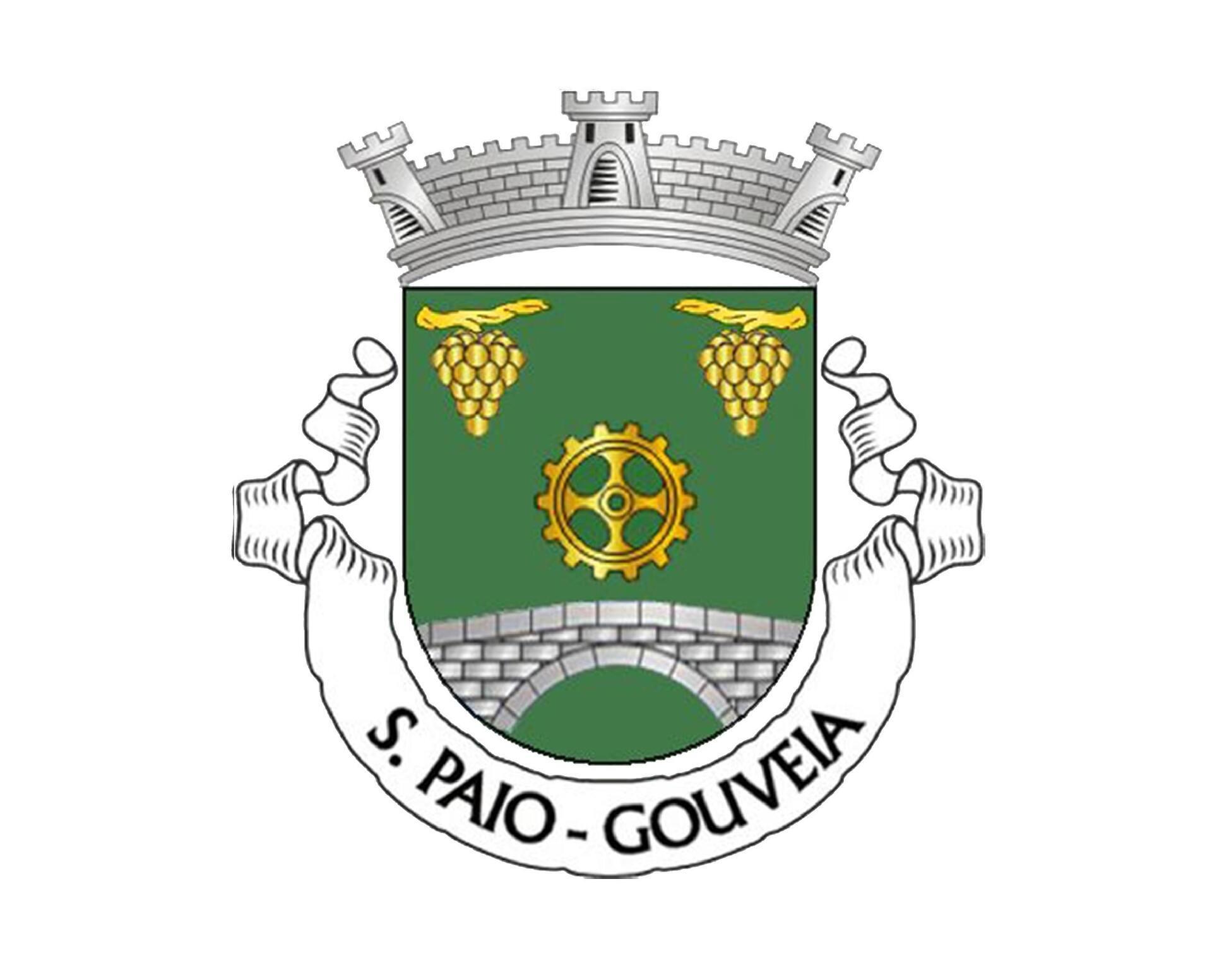 Brasão São Paio