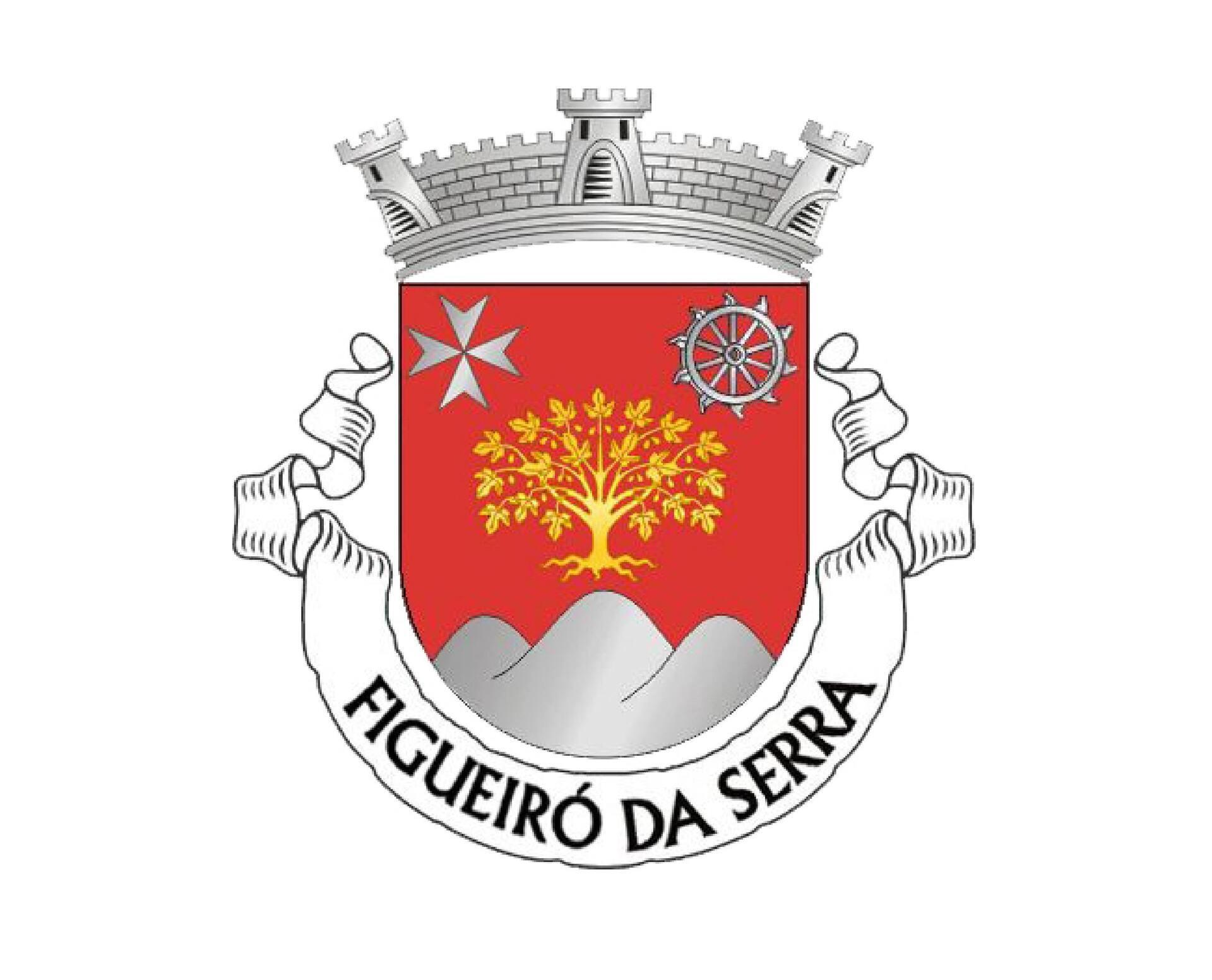 Brasão Figueiró da Serra