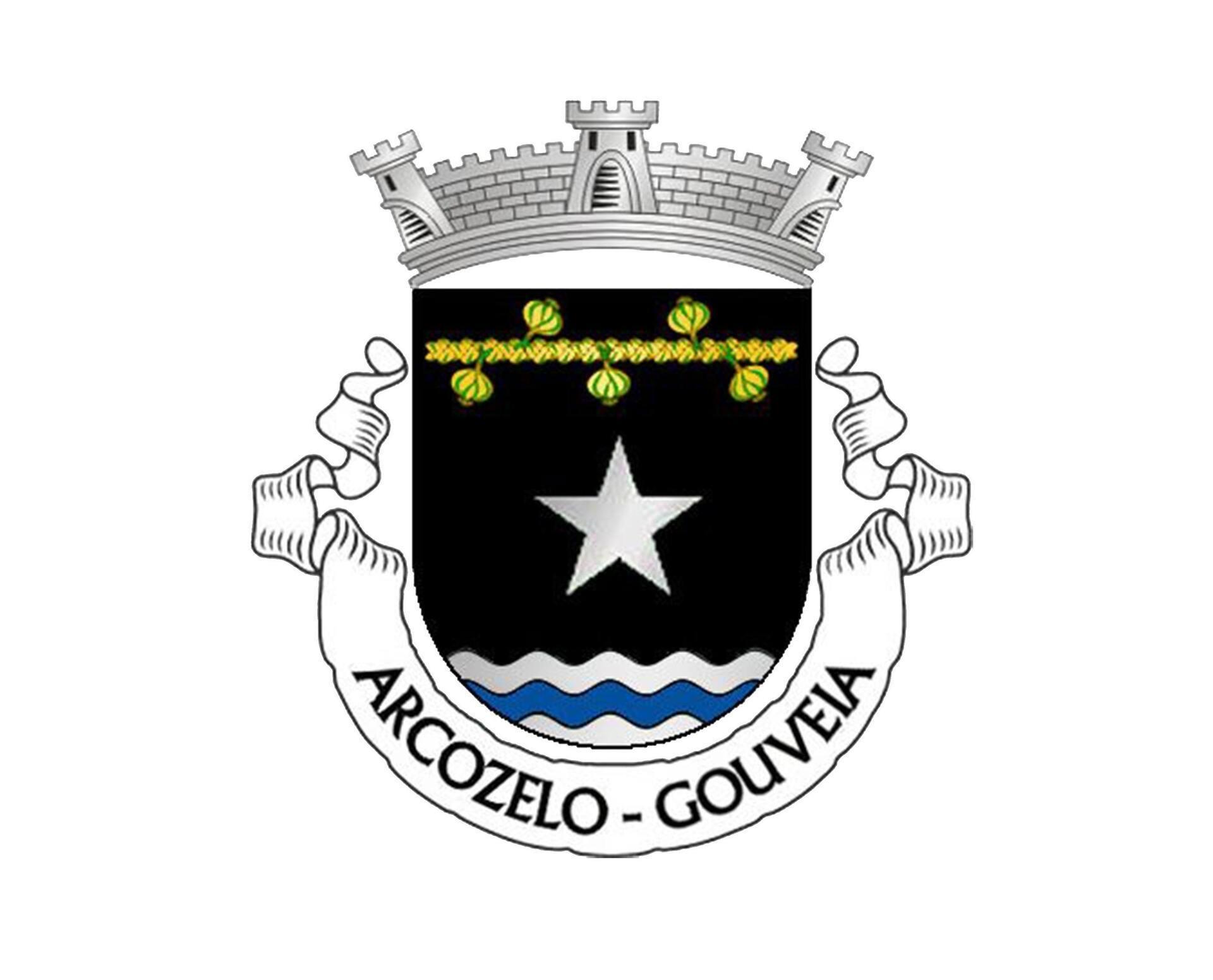 Brasão Arcozelo da Serra