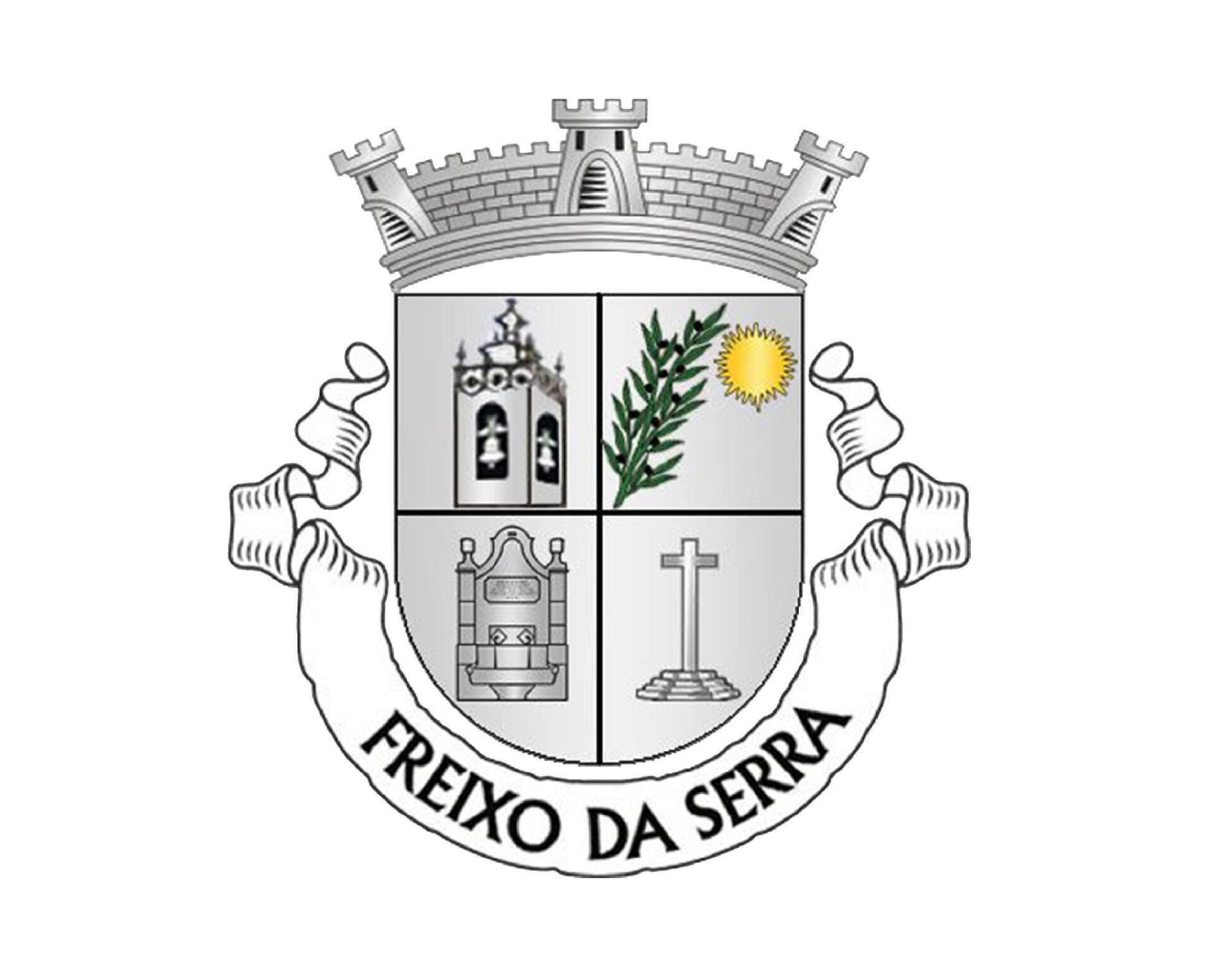 Brasão Freixo da Serra