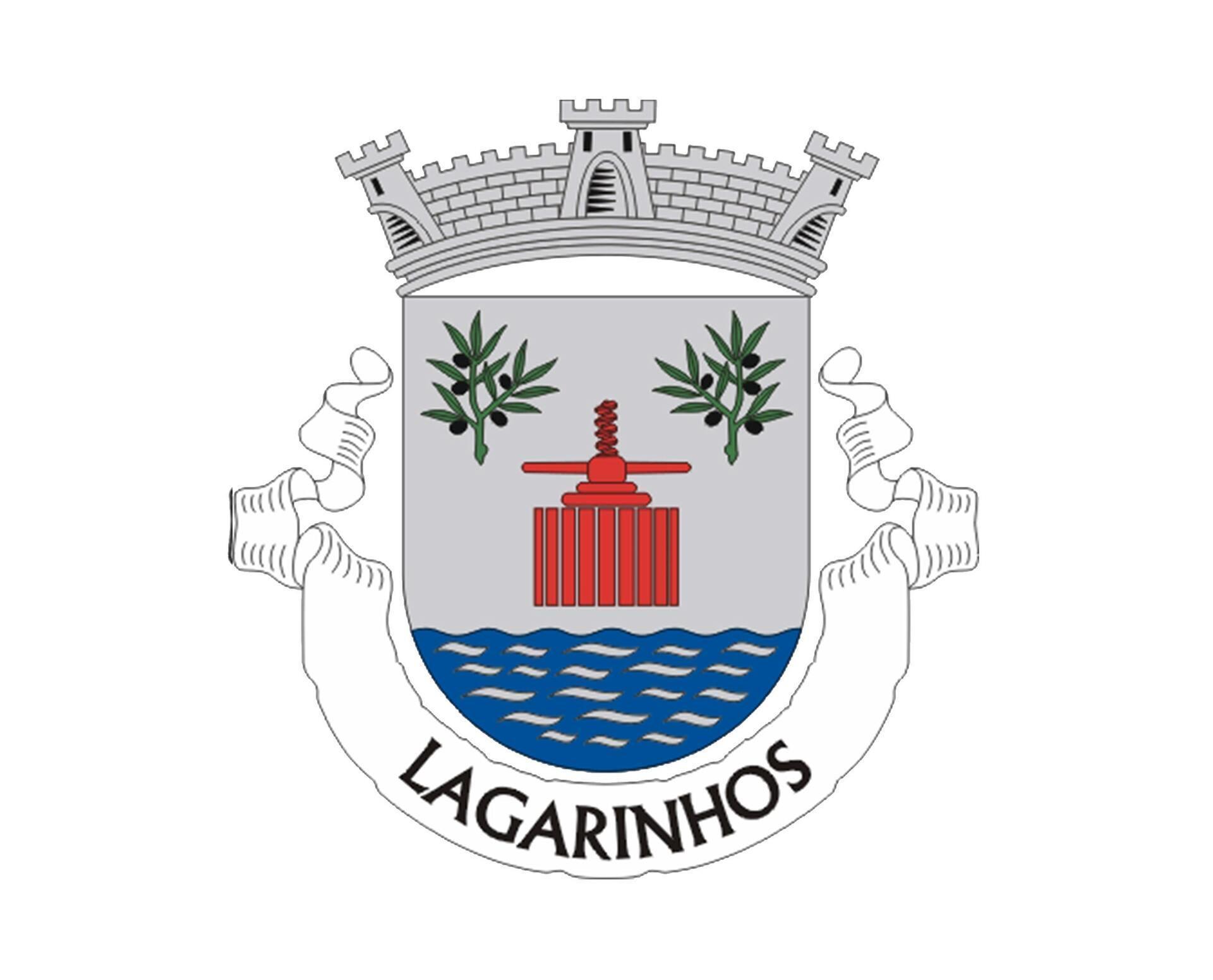 Brasão Lagarinhos