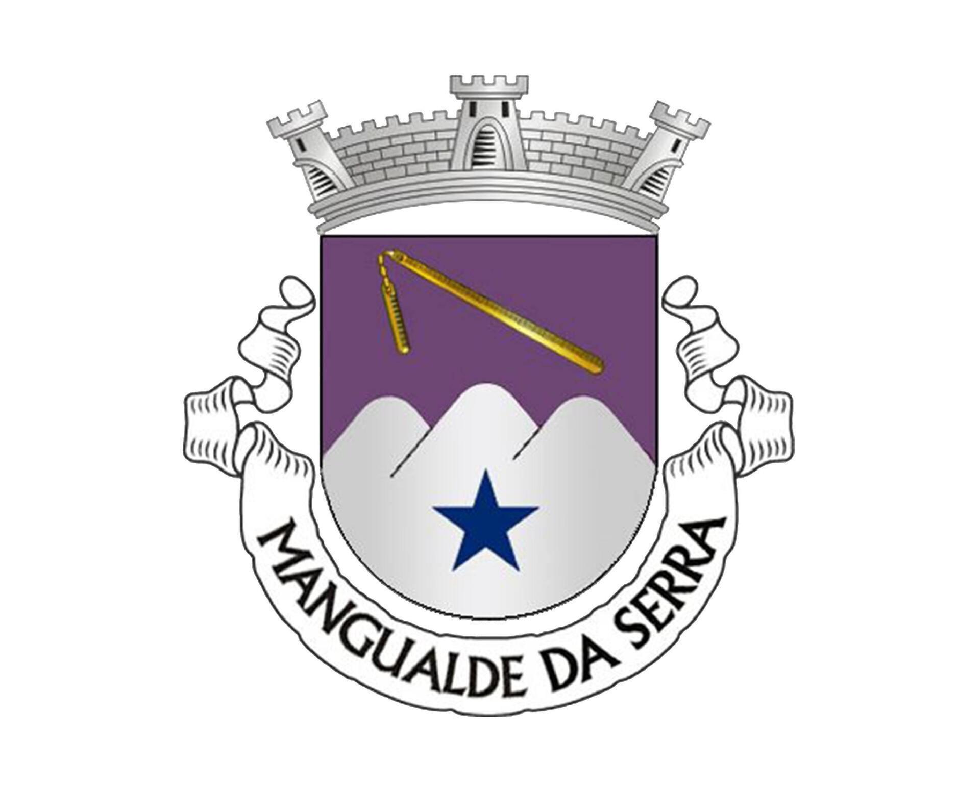 Brasão Mangualde da Serra