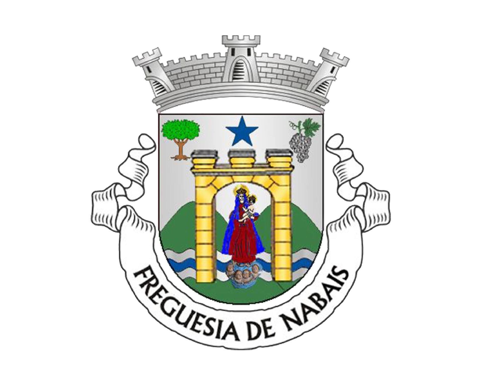 Brasão Nabais