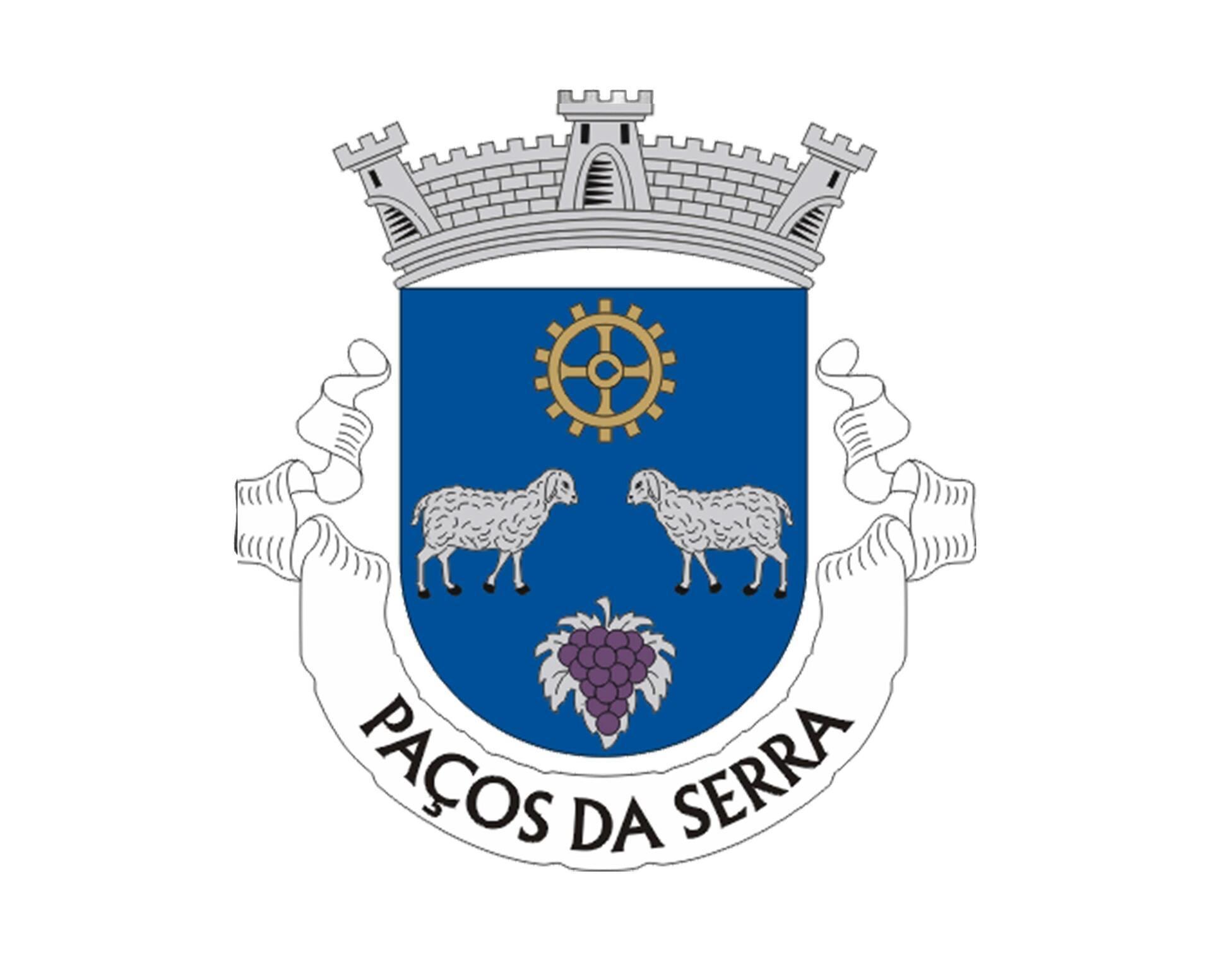 Brasão Paços da Serra