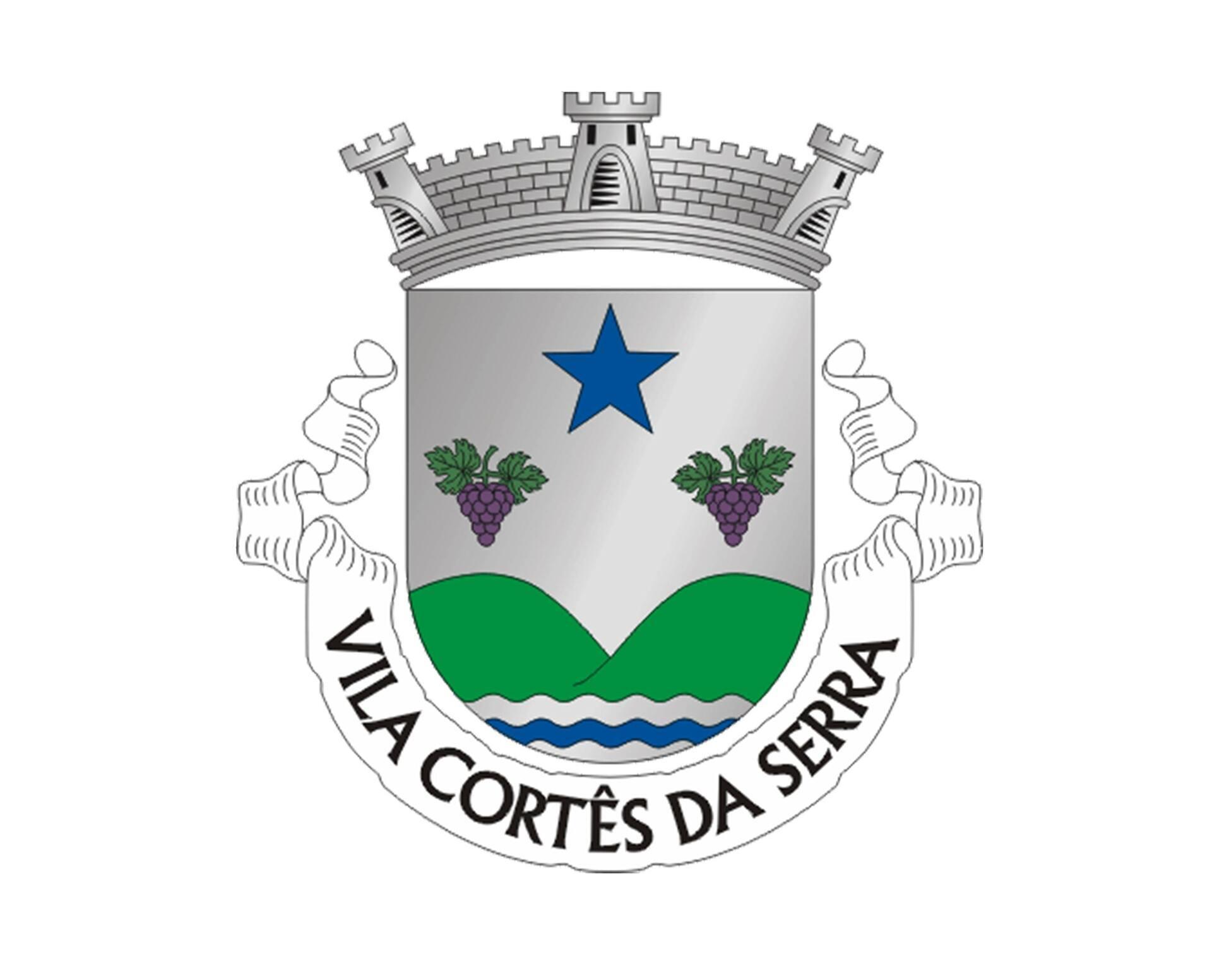 Brasão Vila Cortês da Serra
